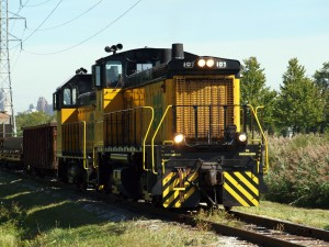 ETR Locomotives