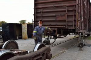 Brake-beam-repair