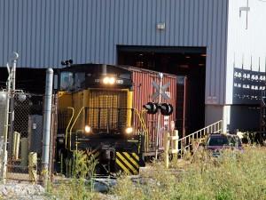 ETR-Locomotive-107-Switching