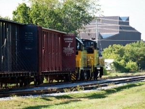 ETR-locomotive-107-train