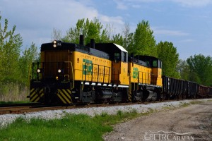 ETR-locomotive